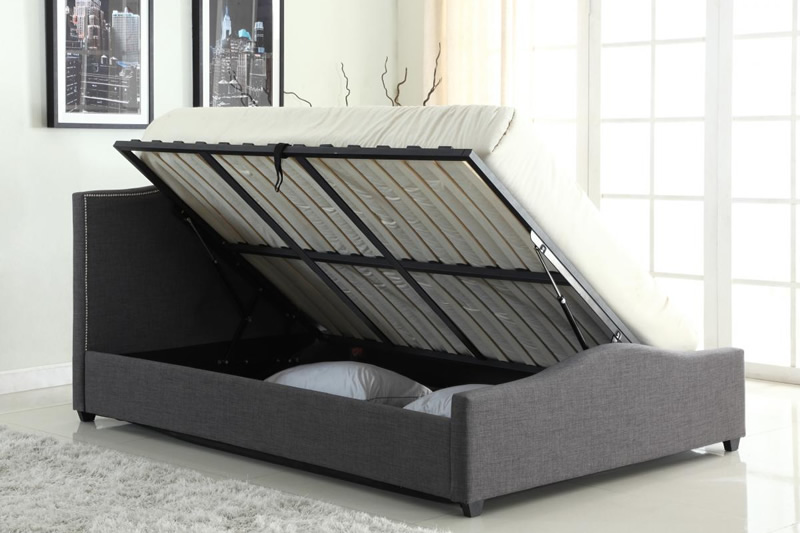 Storage and divan beds